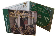 Picture of We Woof You a Merry Christmas Digipak