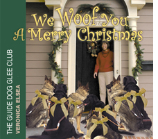 Cover of We Woof You  a Merry Christmas